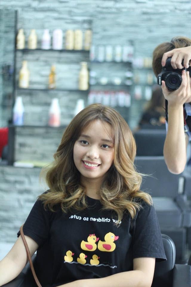 Theo chân các Hot teen tìm địa chỉ làm tóc đẹp ở Biên Hòa 2